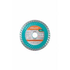 Алмазный круг  STURM 125*22-TW.армир.бетон.гранит.мрамор.сплошной