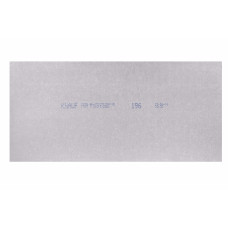 Гипсоволокнистый лист влагостойкий КНАУФ-суперлист, 2500*1200*10, ФК