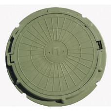 Люк полимерный  15 кН 750мм