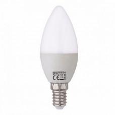 Лампа светодиодная LED 12W Е-14 3000К  теплый Element Gauss свеча ,