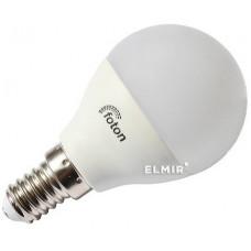 Лампа светодиодная LED 10W 4100К E-14 белый Gauss Element ,