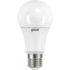 """Лампа светодиодная LED 25W 4100К Е-27  белый """"Gauss"""" Element"""