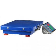 Весы электронные платформенные арт.120300(г/п300кг., Платформа 450х600мм, дискретность 0,05кг)