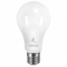 Лампа светодиодная LED 12W Е-27 4100К  белый Element Gauss