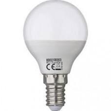 Лампа светодиодная LED 6W 2700К Е-14 тёплый Elemen Gauss ,