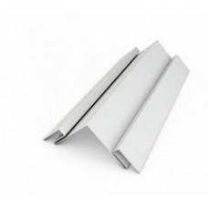Угол внутренний СВУ-14А белый, кор 0,45