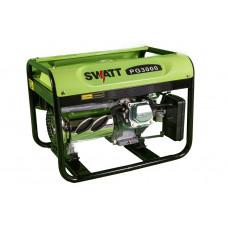 Генератор бензиновый SWATT PG3000 (2,5/2,8 кВт, 220В, бак 13л, статор медь)