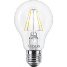 Лампа светодиодная LED 6W 4100К Е-27 белый Elemen Gauss (свеча) ,