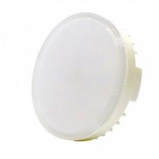Лампа светодиодная LED 8W 3000К GX53 тёплый Gauss
