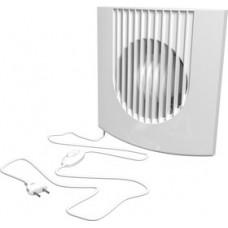 Вентилятор FAVORITE 5-01 D125 (сет.кабель+выключатель) ,