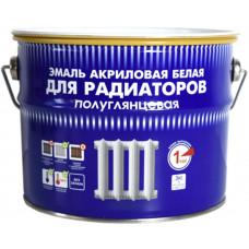 РАДУГА 178 Эмаль для металла и радиаторов отопления 1 кг