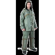 костюм шахтера ЛГН с капюш.52-56