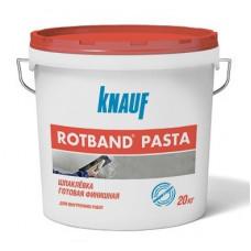 Ротбанд-паста ведро 20кг (шпаклевка готовая финишная) КНАУФ
